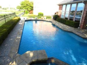 Swimming Pool Renovation – McKinney - B&H Pools