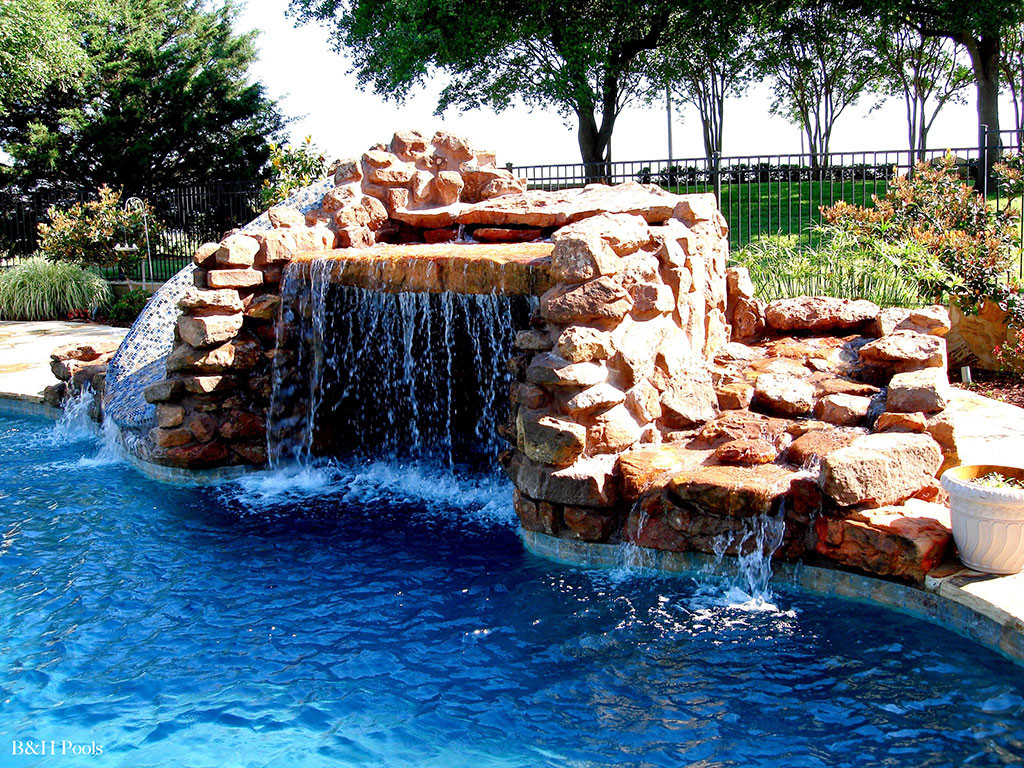 B&H POOLS - CONTACT US