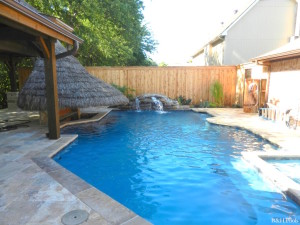 Swimming Pool Crack Repair – North Dallas