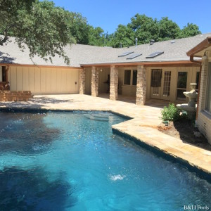 Swimming Pool Renovation – Plano - B&H Pools
